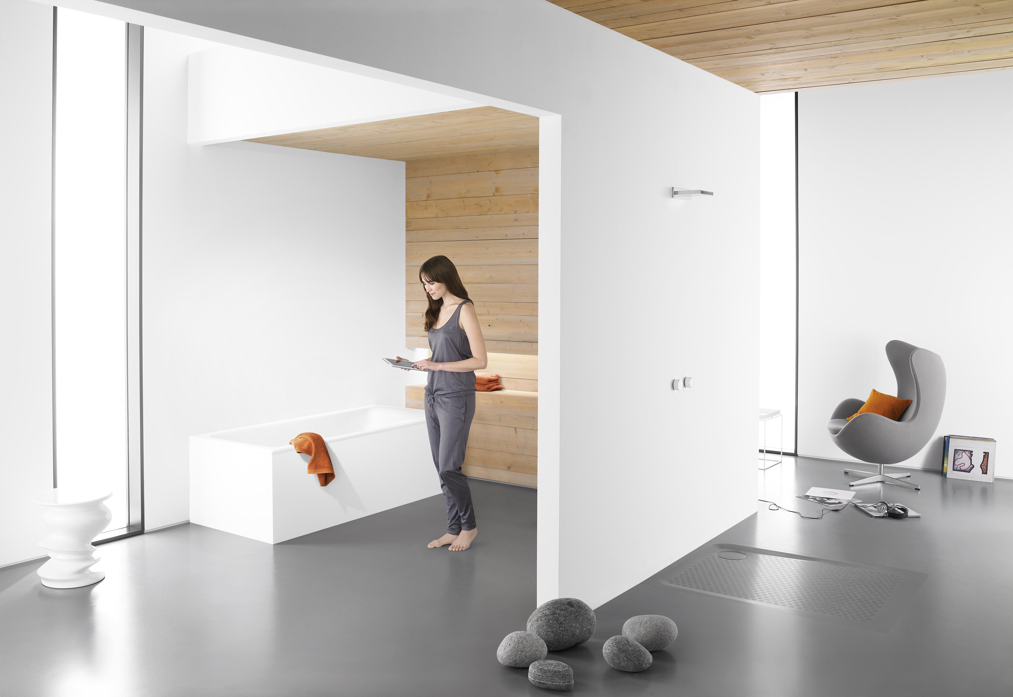 KALDEWEI Kaldewei Puro Duo Time For Essential Things Iconic Bathroom Solu