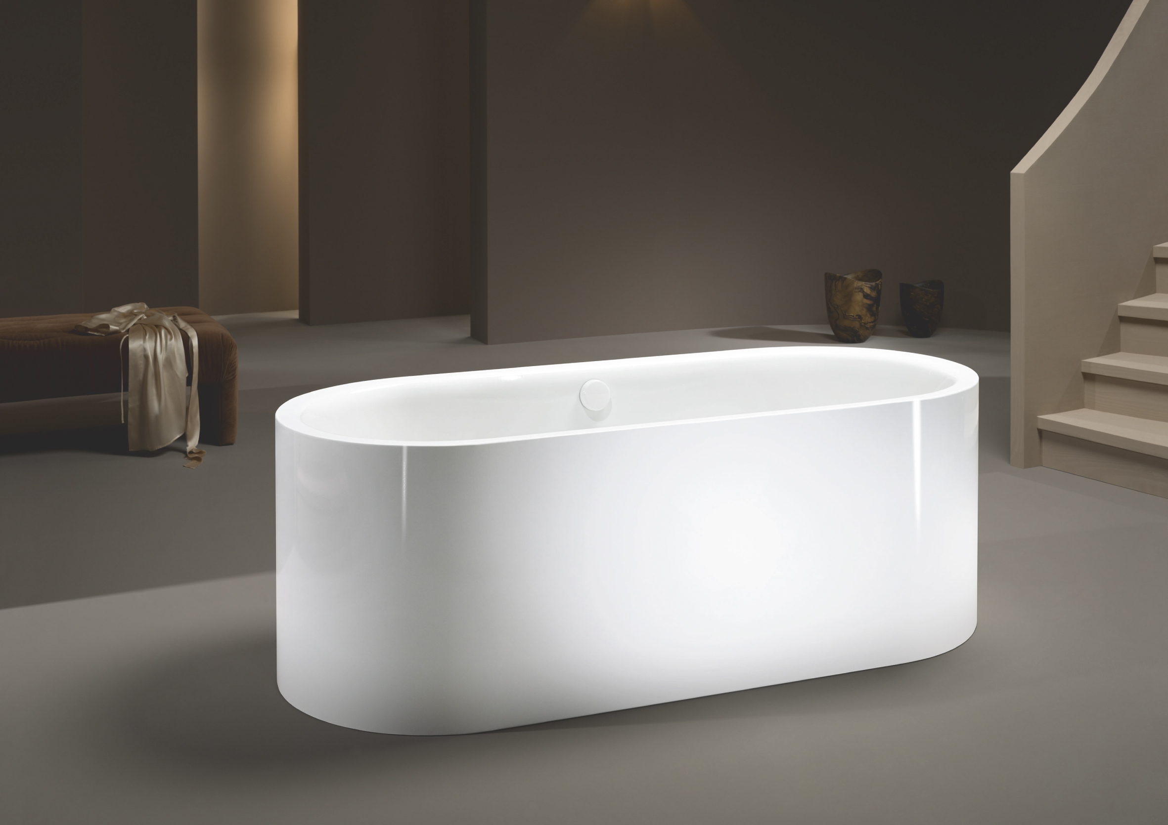 kaldewei kaldewei presents new meisterst cke range iconic bathroom solutions. Black Bedroom Furniture Sets. Home Design Ideas